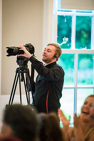 Kalum Owen, Videographer & Editor at Keyhole Studios wedding photography & film