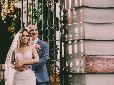 Real Weddings: Caren & Robert | 30 James Street Liverpool