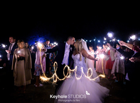 Real Weddings : Ashleigh & Adam : Heaton House Farm : Liverpool Wedding Photographer & Film