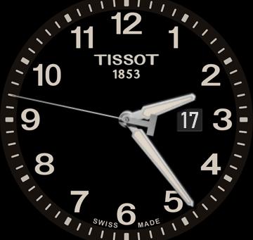 Вариации на тему часов Тиссот