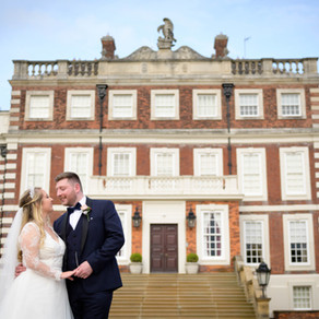 Real Weddings - Knowsley Hall - Liverpool Wedding Photography - Wedding Videography