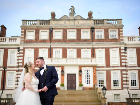 Real Weddings - Knowsley Hall - Liverpool Wedding Photography - Wedding Videography