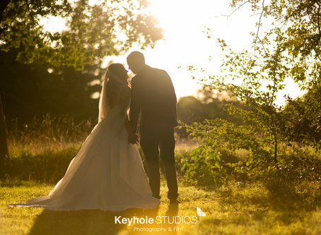Real Weddings - Emma & James - Oaktree of Peover