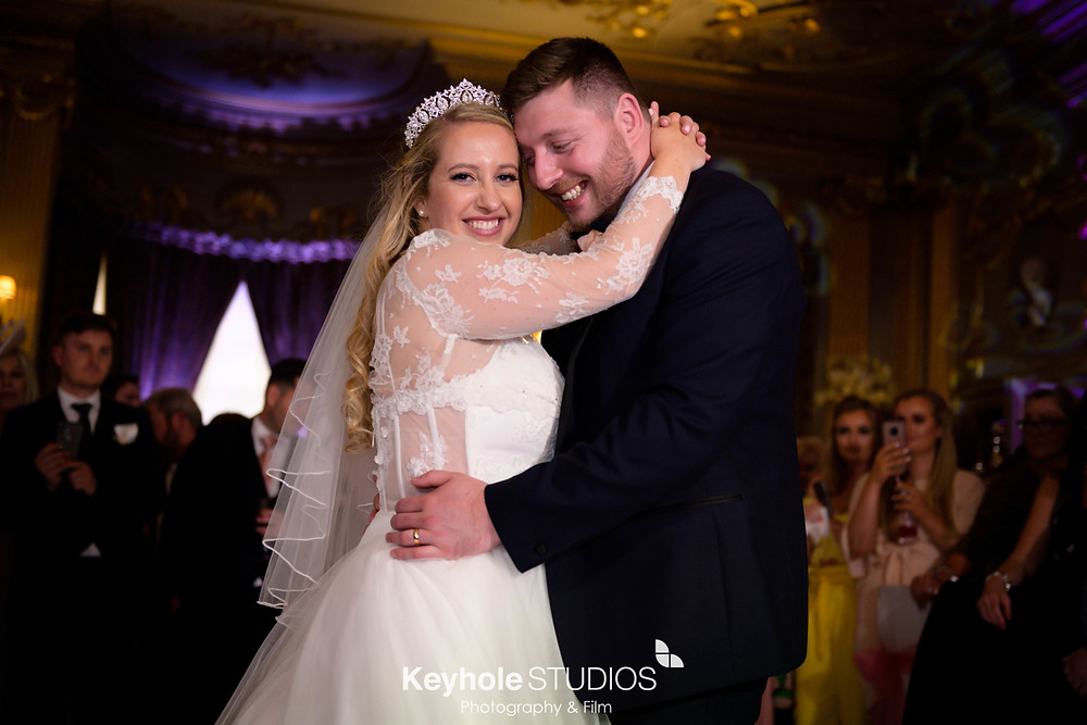 Wedding Photography by Keyhole Studios at Knowsley Hall