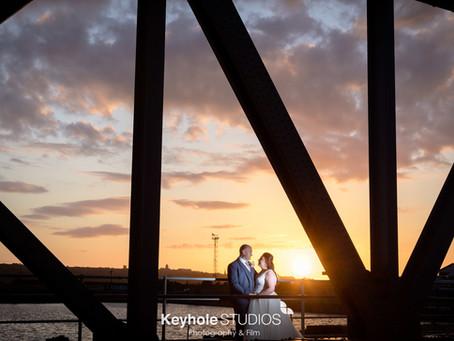 Wedding Photography & Wedding Videography - Titanic Rum Warehouse - Liverpool