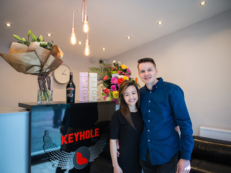 Through The Keyhole : A Look At Our Past