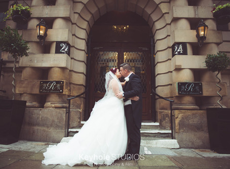 Wedding Feature : Richmond Hotel : Liverpool Wedding Photography & Film
