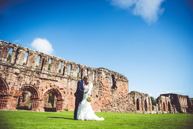 Abbey House Wedding Photos