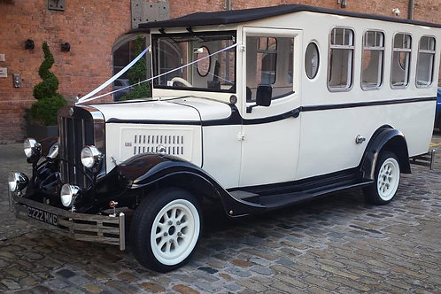Asquith Bridal Car 8 Seater