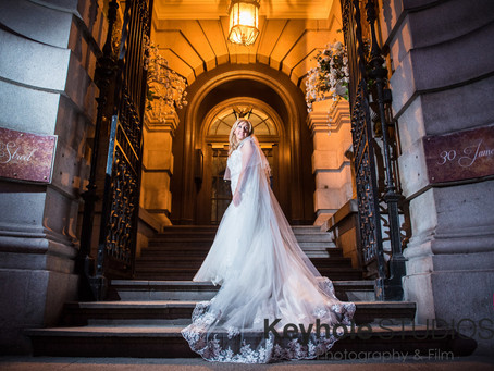 Wedding Photography & Wedding Videography - 30 James Street - Home of the Titanic - Liverpool