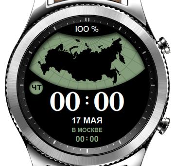 Время России