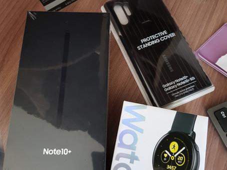 Мой пользовательский опыт - Samsung Galaxy Note 10+