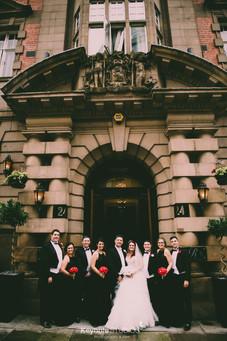 The Richmond Wedding Photos
