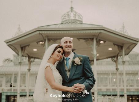Real Weddings : Teri & Shaun : Isla Gladstone : Liverpool Wedding Photography & Film