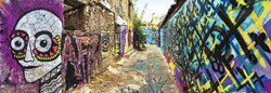 Panoramic Alley, Athens