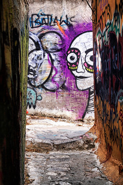 Athens Alley 1