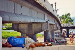 Under the Bridge, Puerto Vallarta