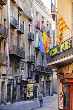 Hostal Paris, Barcelona