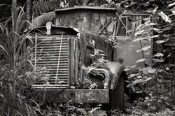 Abandoned Semi