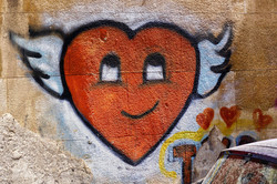 Heart with Wings, Palermo