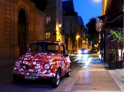VW, Paris