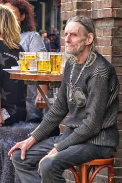 Surviving Hippie, Amsterdam
