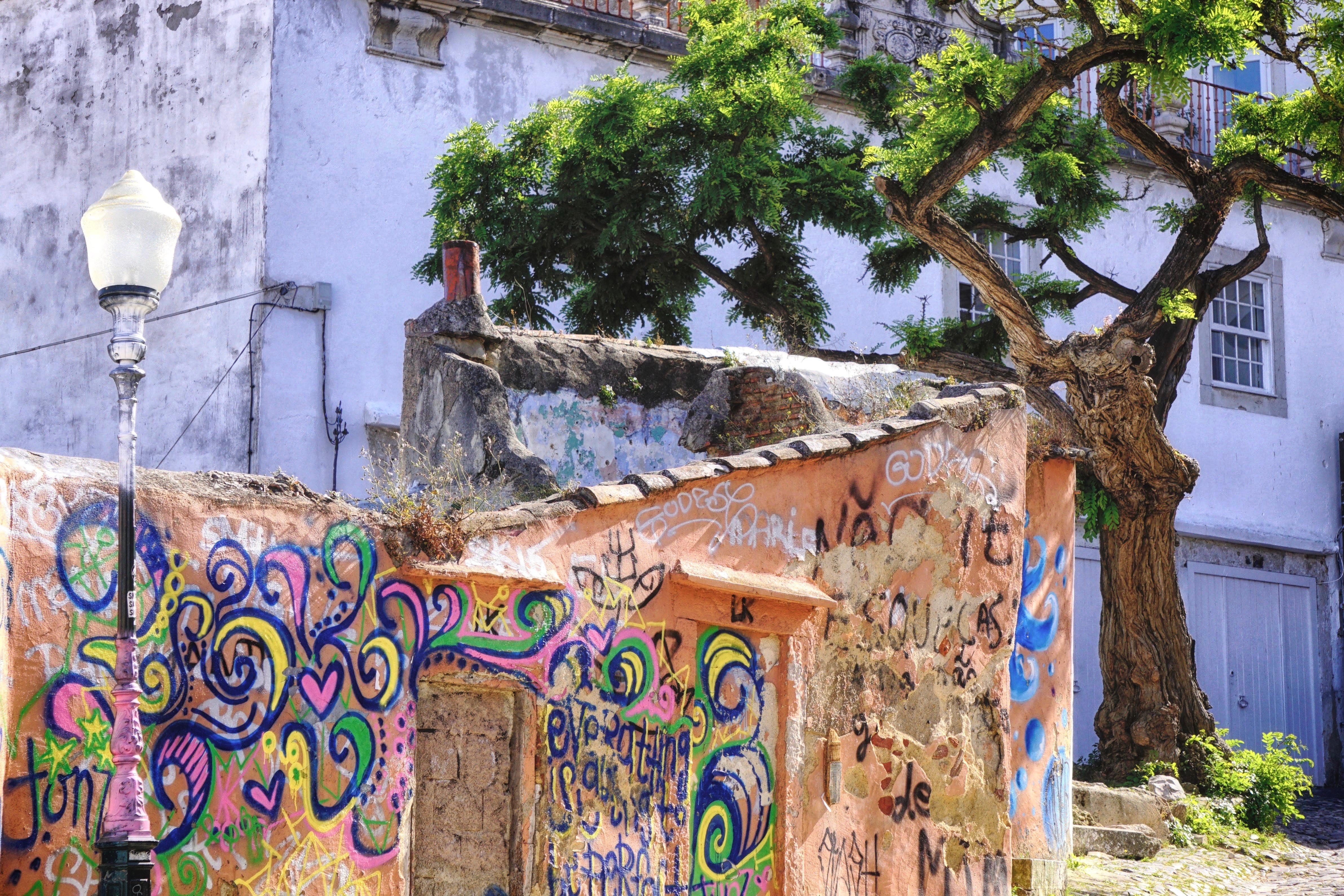 Lisbon Graffiti 2