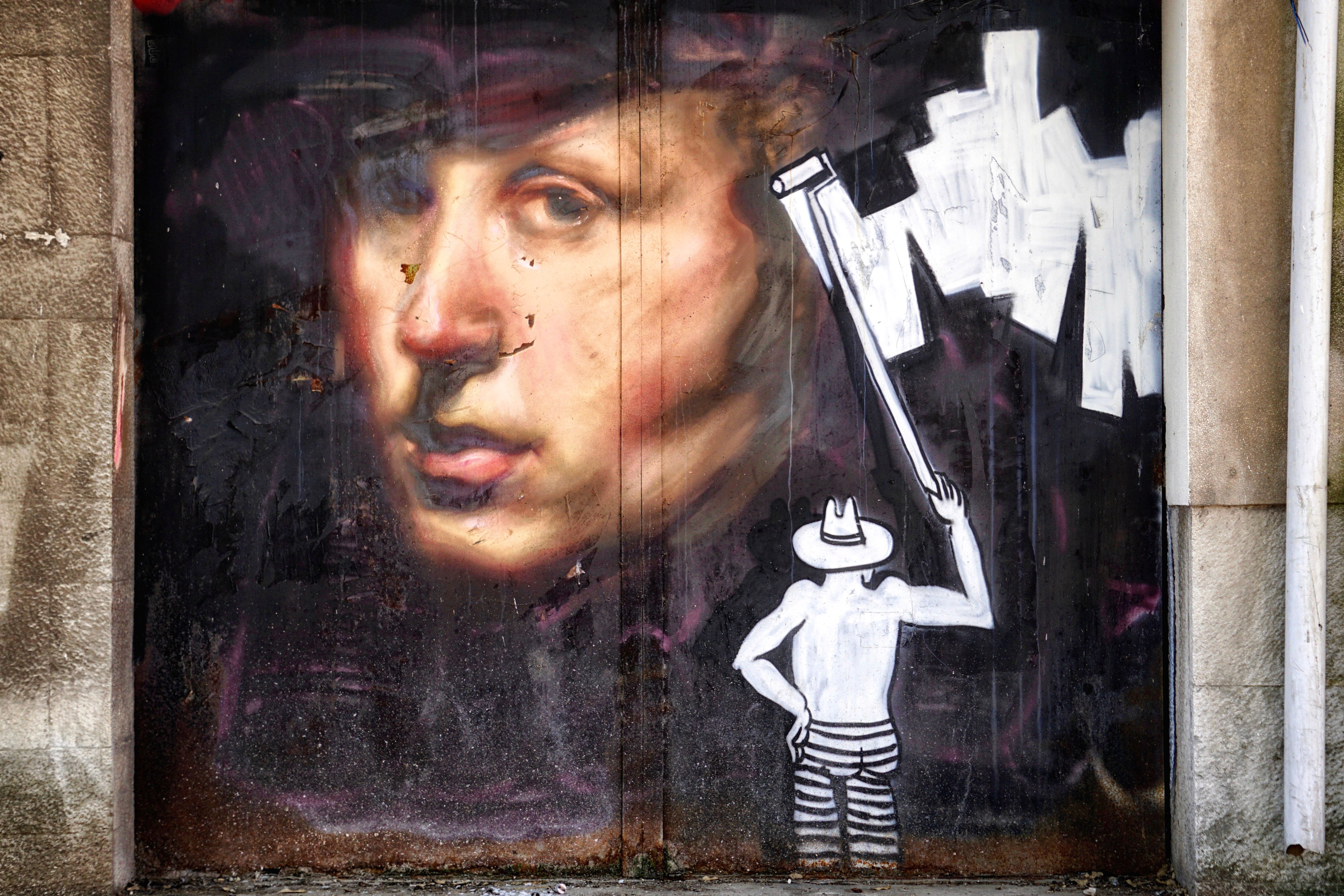 Erasing Rembrandt, Lisbon