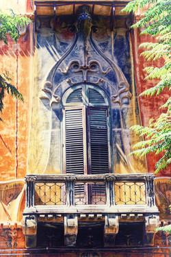 Window Balcony, Palermo