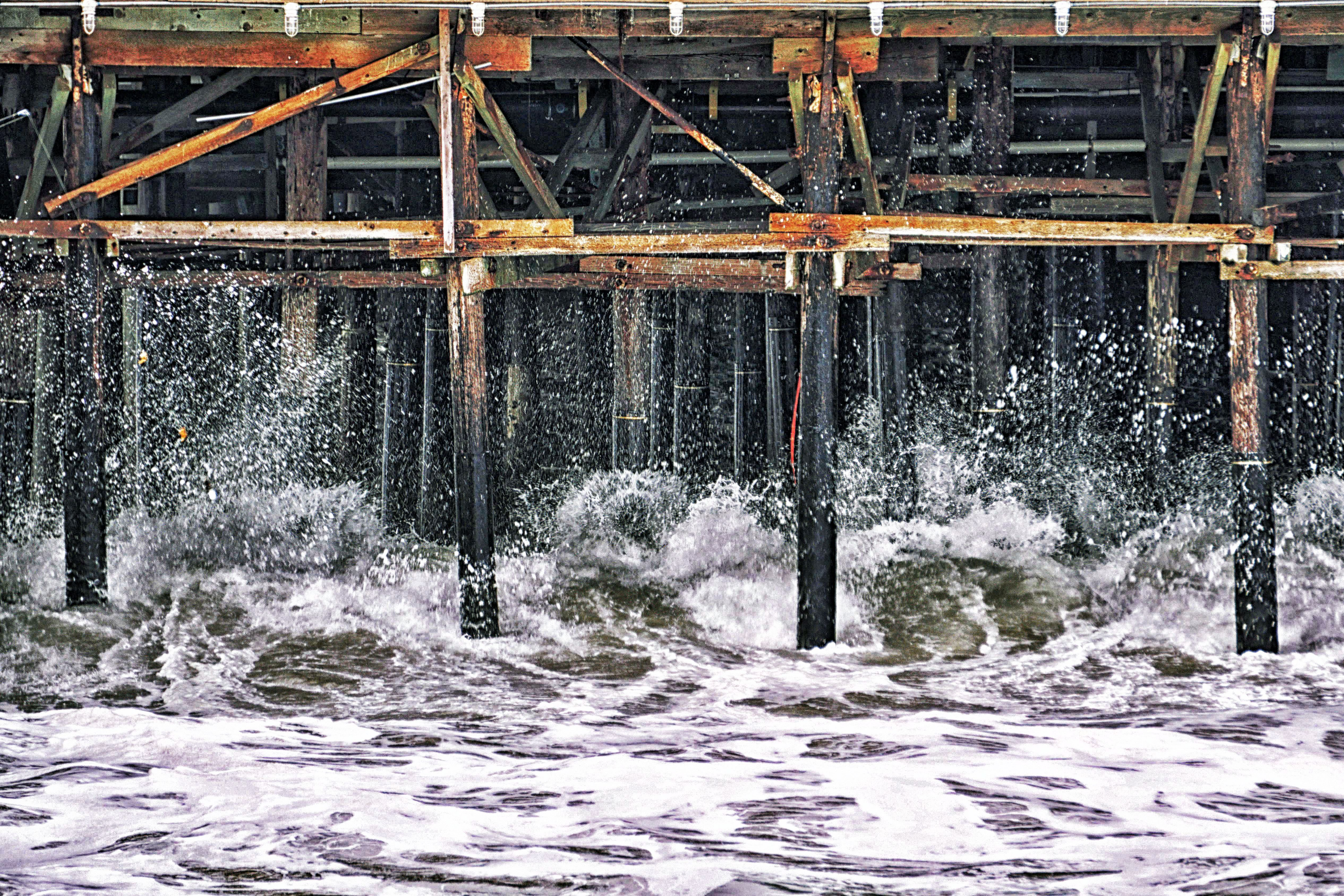 Pier, Santa Monica, CA