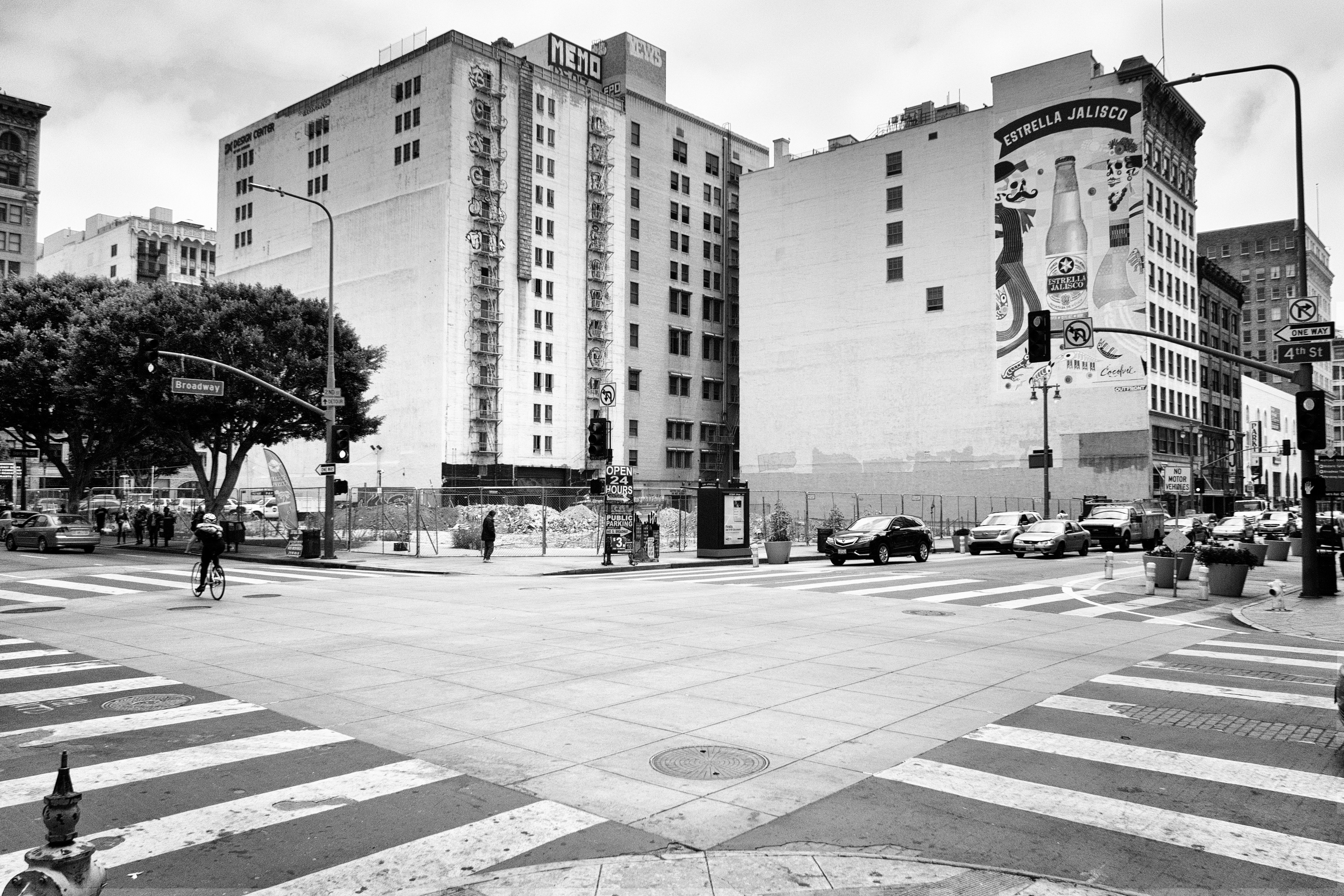 Street Corner, LA