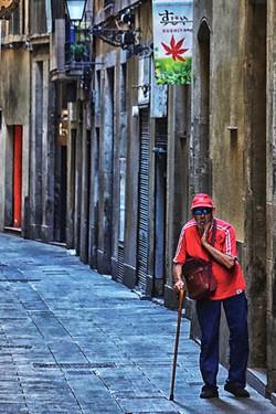 Old Man, Barcelona