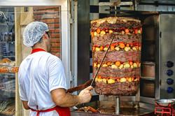 Shawarma, Bodrum