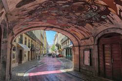 Under the Bridge, Lisbon