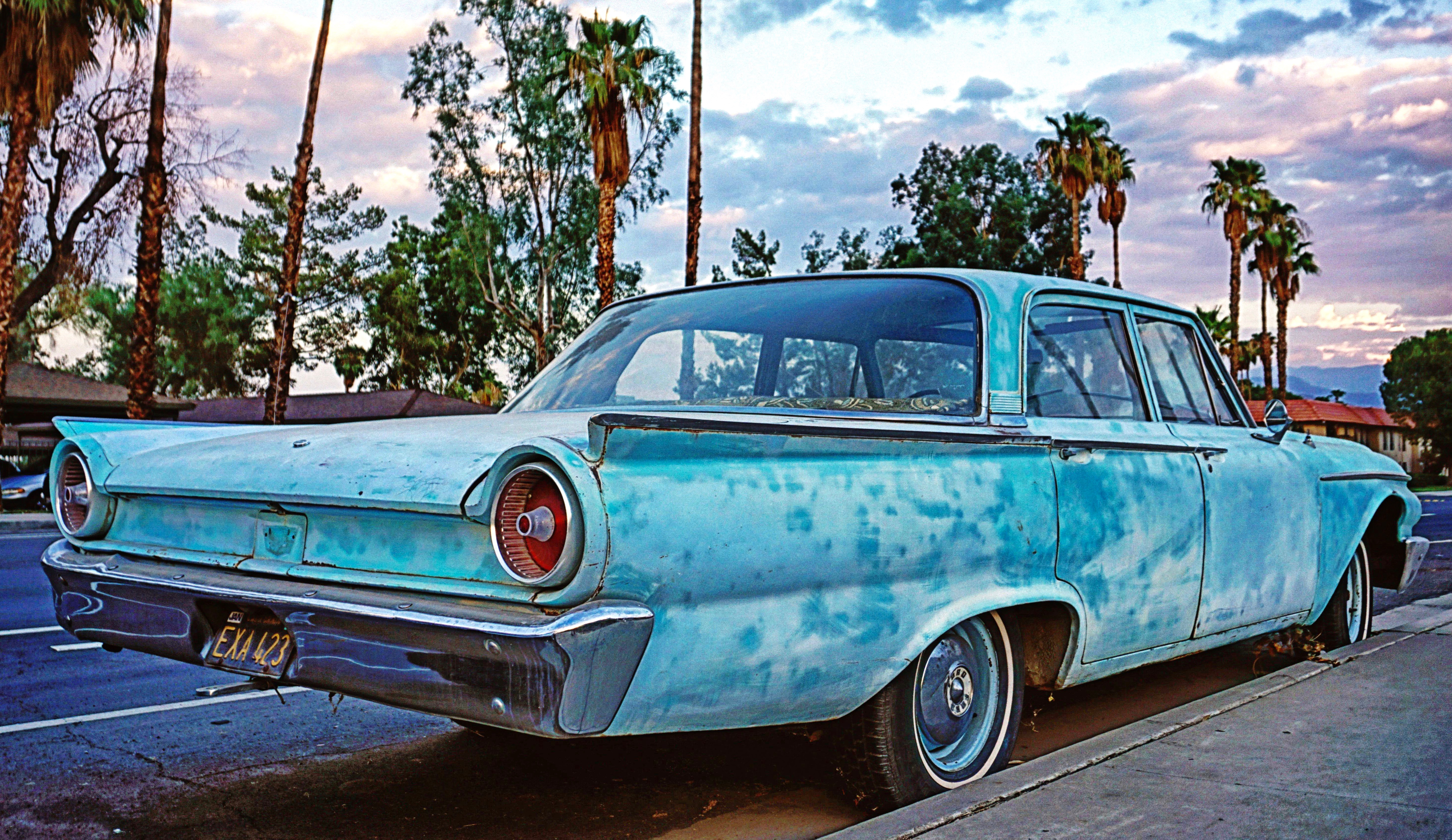 1961 Ford Fairlane 2, Palm Springs