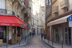 Side Street, Paris