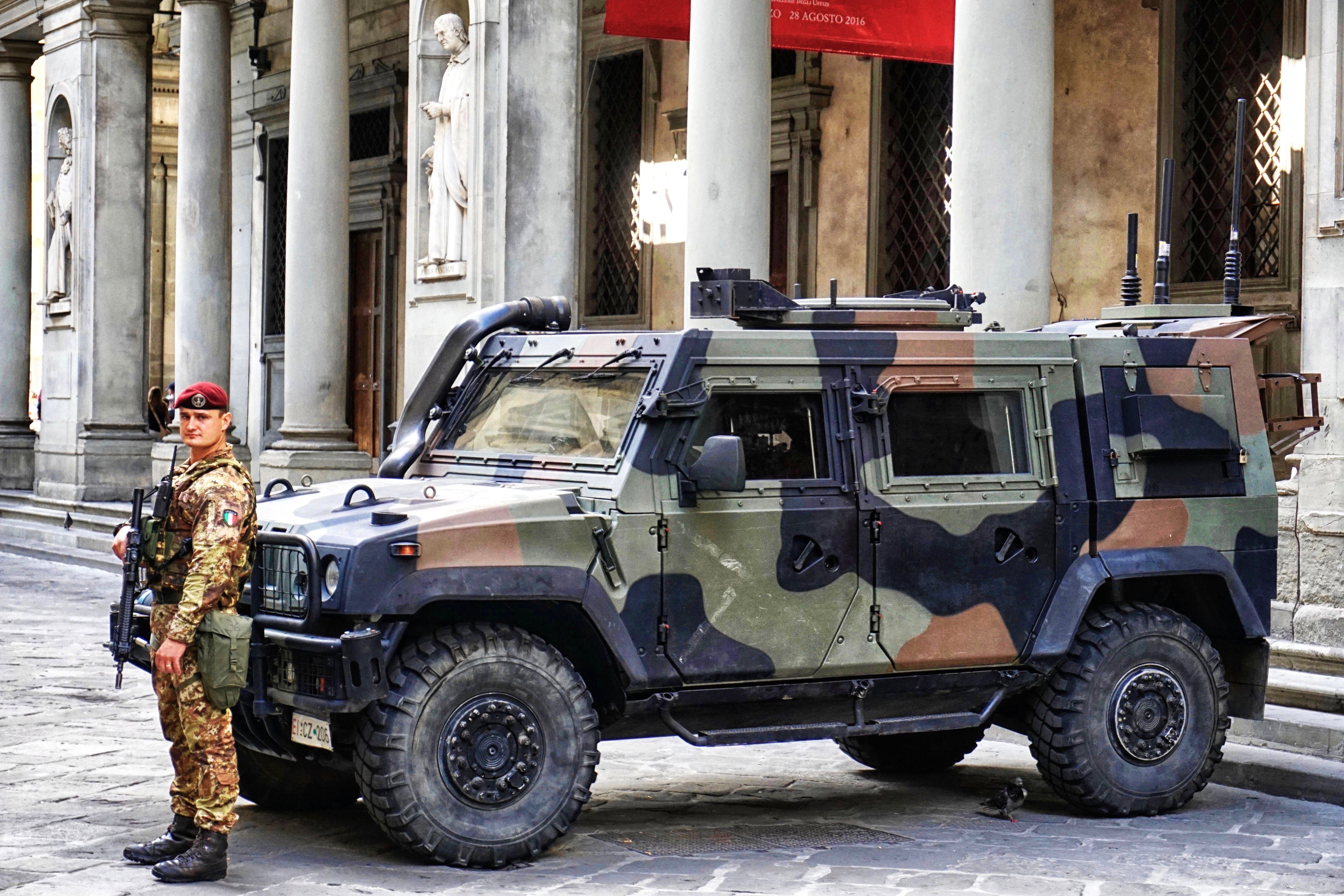 Florence Military 2