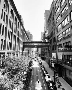 NY from the Highline