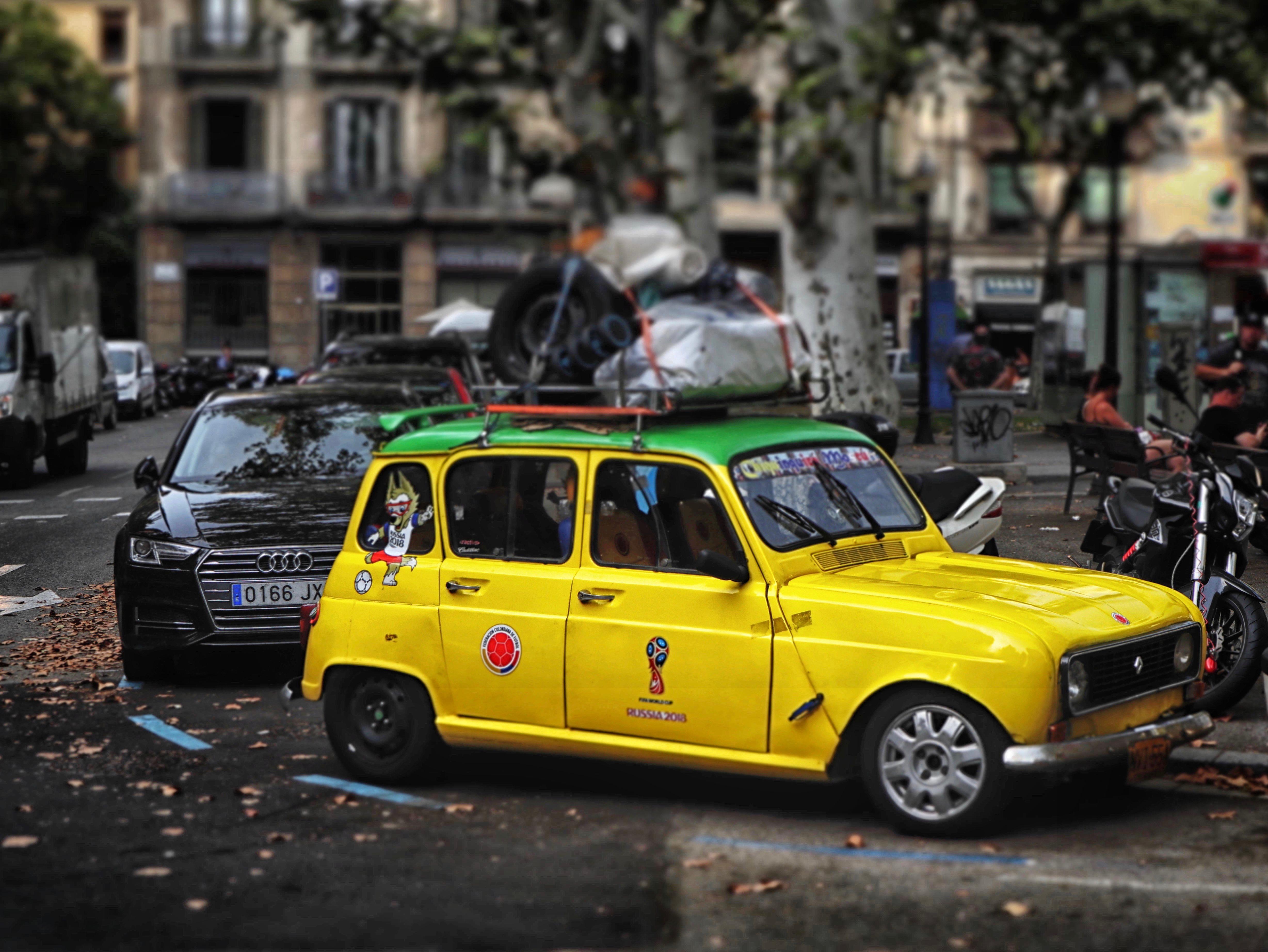 Barcelona Renault