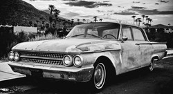 1961 Ford Fairlane, Palm Springs