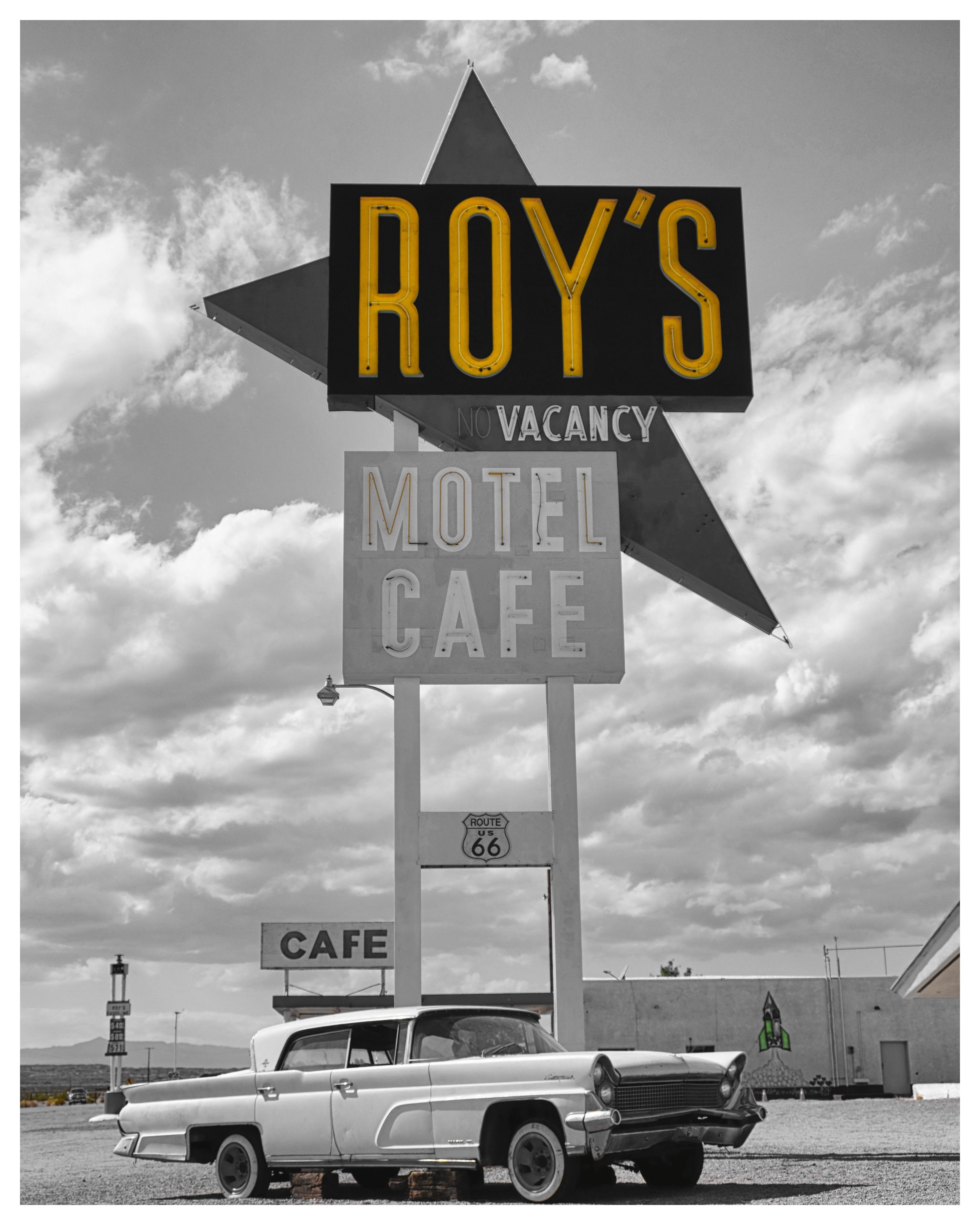 Roy's Amboy CA