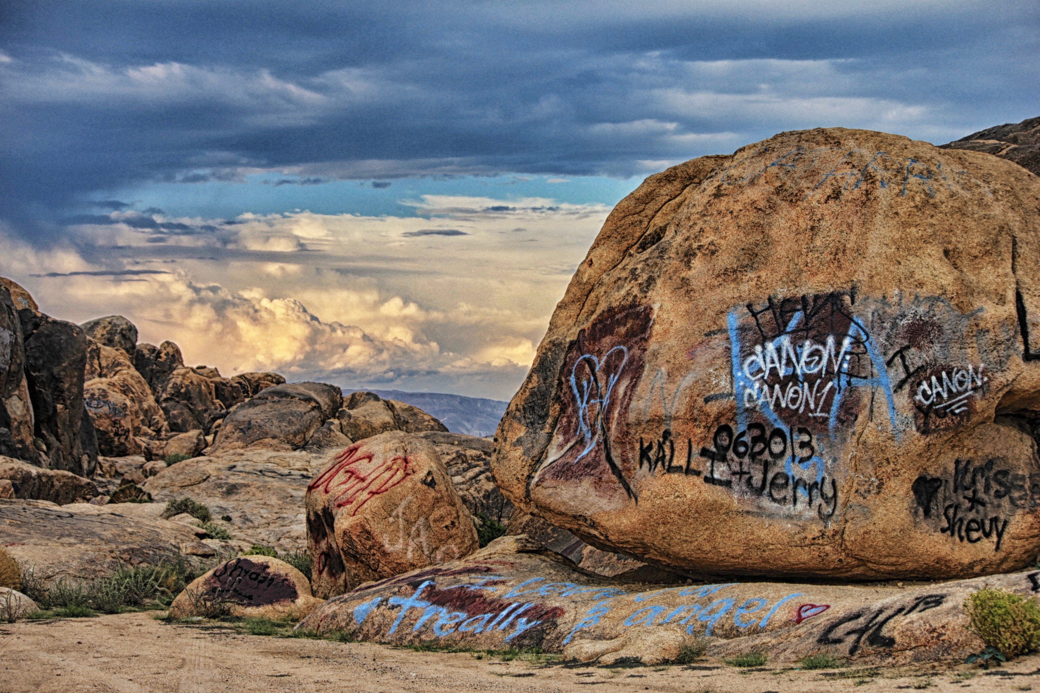 High Desert, CA