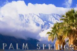 Palm Springs in Winter
