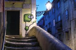 Alien, Lisbon