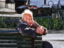 Lisbon Old Man 2
