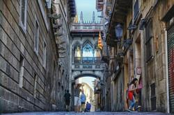 Bridge, Barcelona