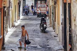 Palermo Street Urchin