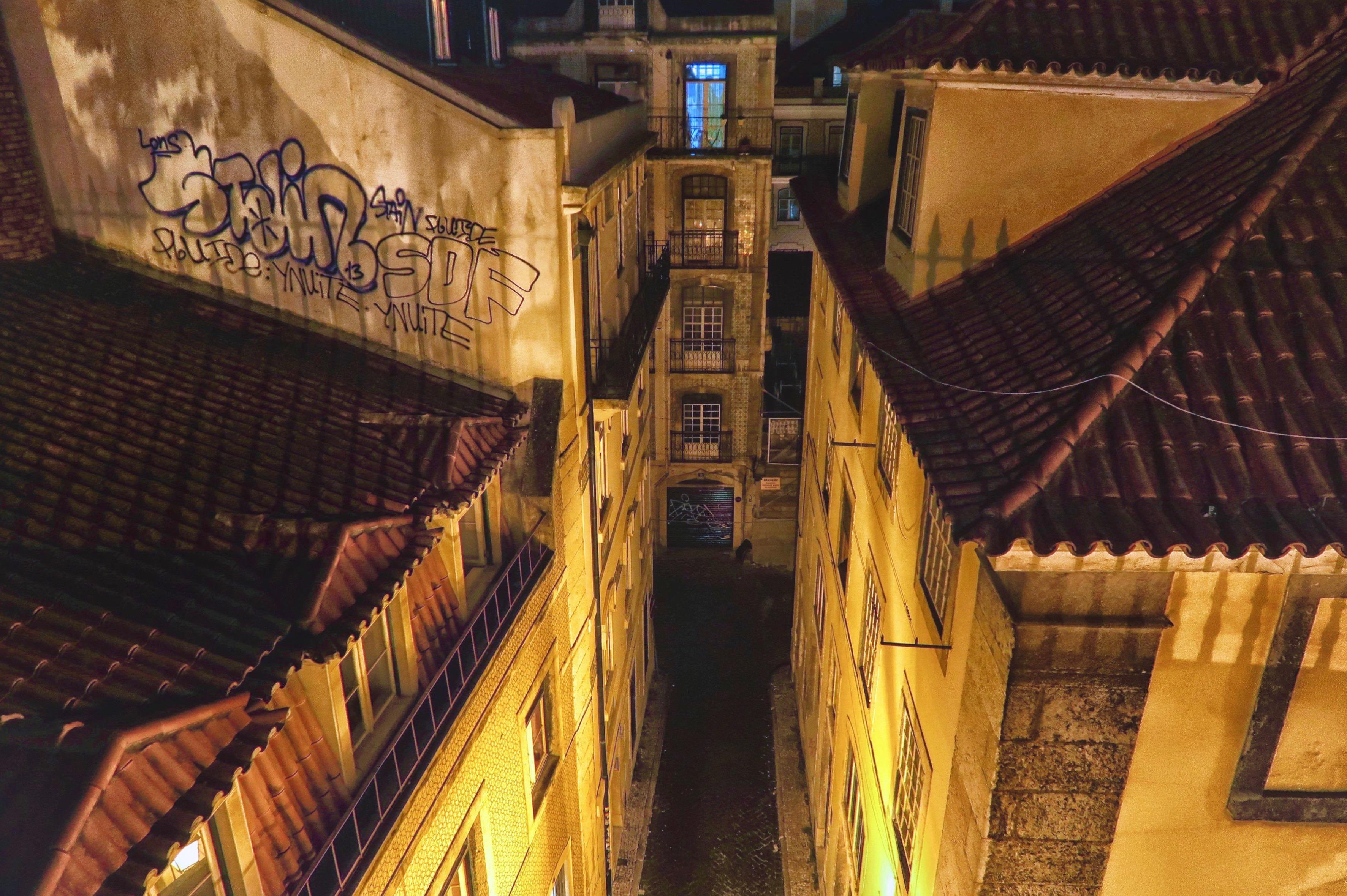 Lisbon Night 1