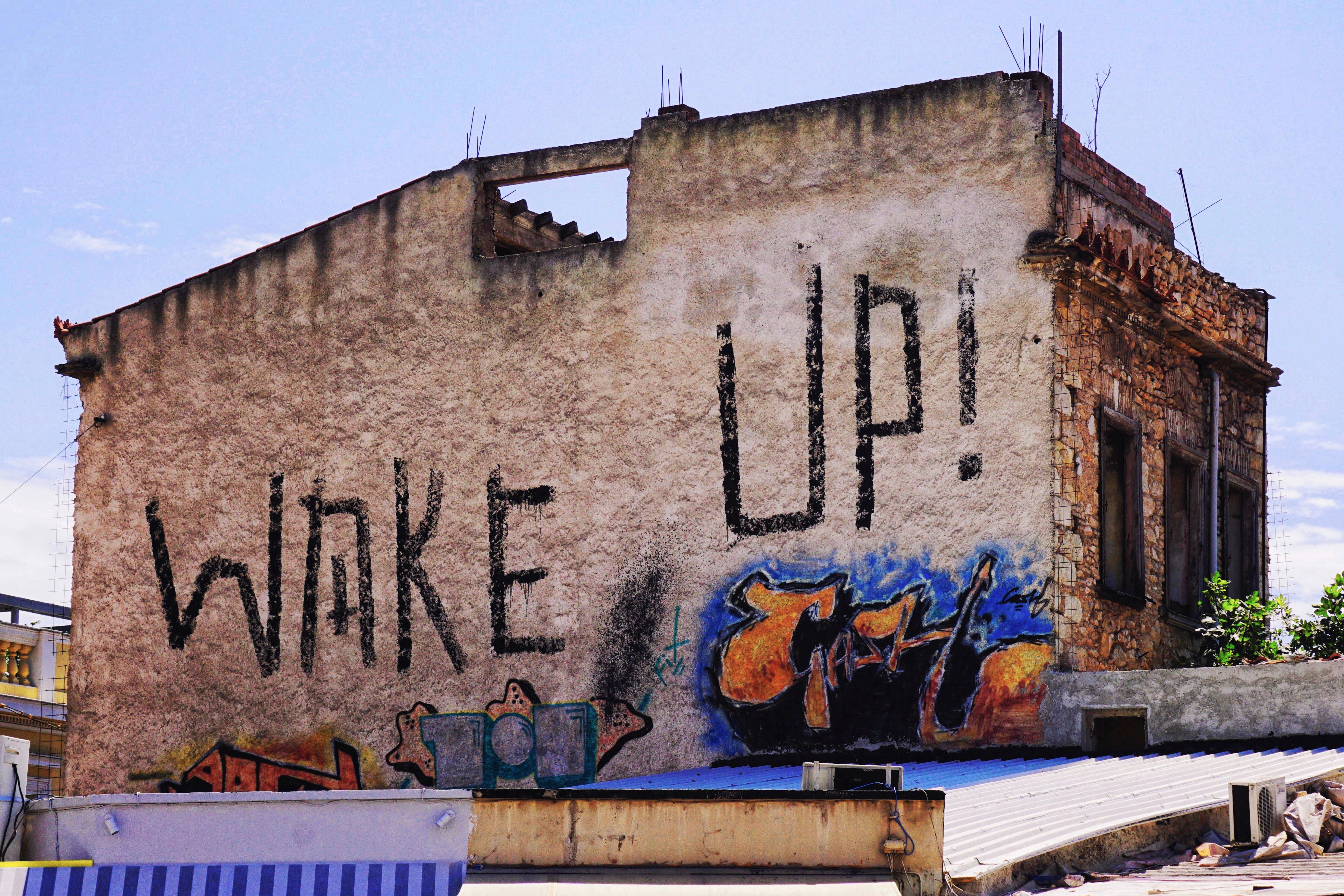 Wake Up!, Athens