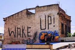 Wake Up!, Athens